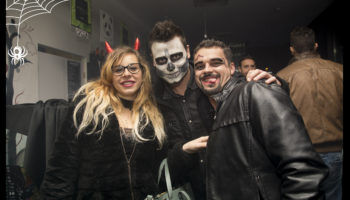 Halloween party @ Bamboo
